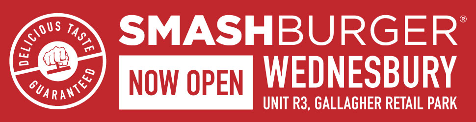 Smashburger - Wednesbury - Now Open