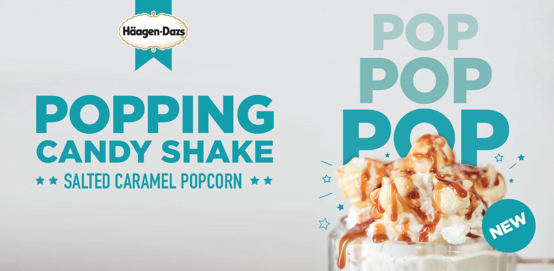Popping Candy Shake